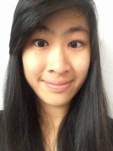 ITA Intern Rachel Cheng