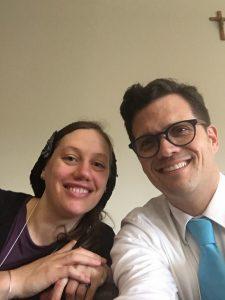 Dr. Marni Rosen and Dr. Ben Rader,
