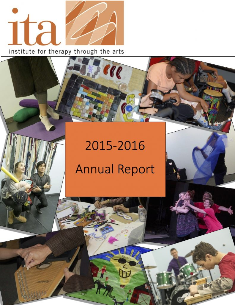Announcing ITA's First Annual Report!