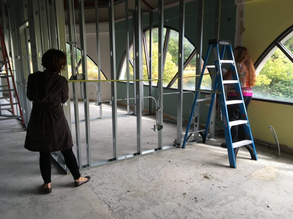 Movin' On Up: Progress on ITA's New Space