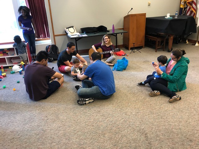 ITA Out and About: Making (More!) Music at the Library