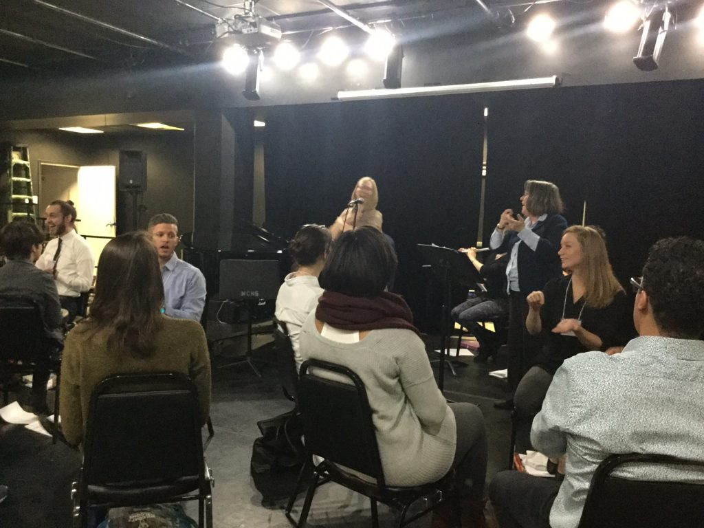 ITA Music Therapists Host Training for Bridging Memory Through Music Program