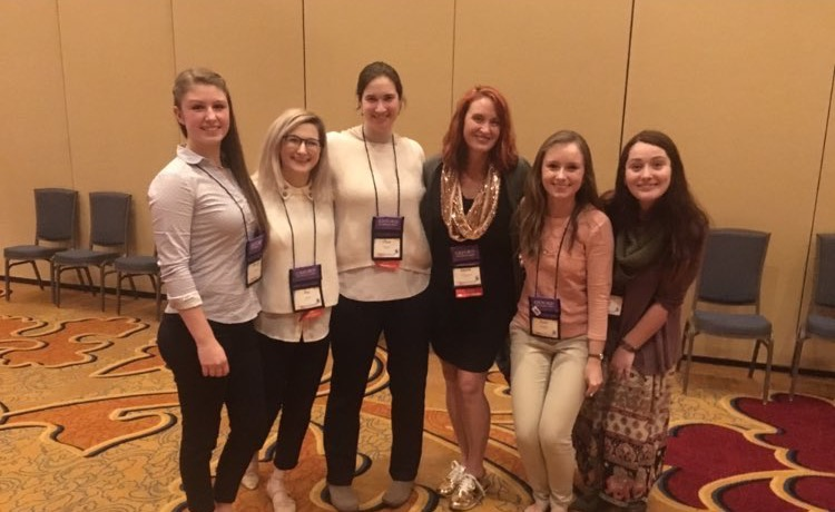 ITA Team Members Attend AMTA Annual National Conference