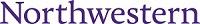 purple Northwestern logo