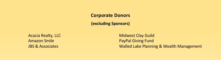 Corporate Donations 09.01.19-12.30.19