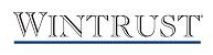 black and blue Wintrust logo