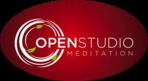 Open Studio Meditation logo.